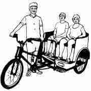 Central park pedicab tours New York