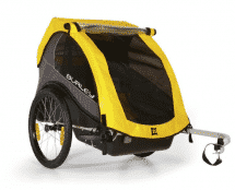 childrens bicycle trailer rental central park new york NY NYC