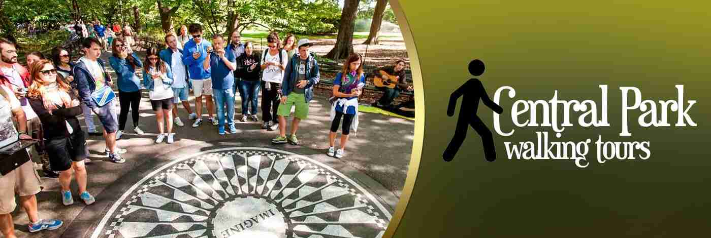central park walking tours new york