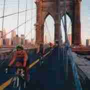 Brooklyn Bridge bike rental and tours New York NYC