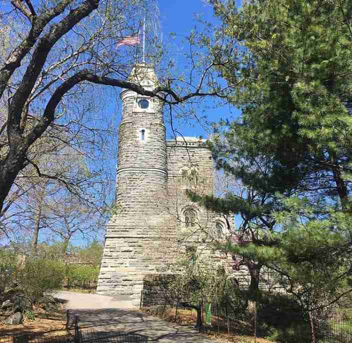 Central park Belvedere castle guided tours